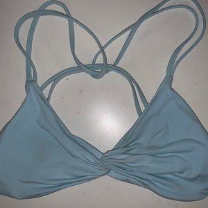 !SOLD! L Space knot bikini top